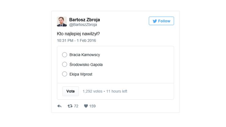 """""""Kto najlepiej nawilżył?"""". Rzecznik ministerstwa rezygnuje przez """"niefortunny"""" tweet"""