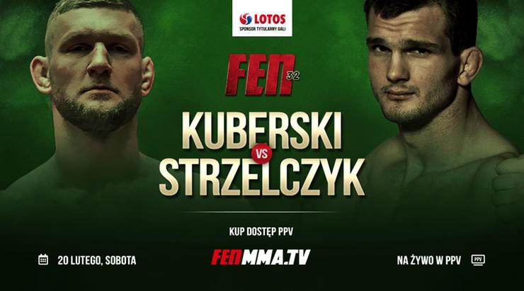 FEN 32: Piotr Kuberski i Mateusz Strzelczyk zamykają kartę walk FEN 32