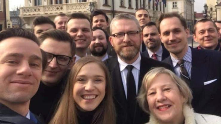 Grzegorz Braun będzie kandydatem na prezydenta Rzeszowa