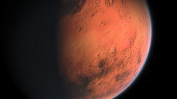 Pod powierzchnią Marsa jest ciekła woda. Europejska Agencja Kosmiczna opublikowała wyniki obserwacji