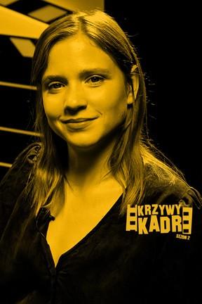 """2020-08-21 """"Krzywy kadr"""": Jaką aktorką jest Eliza Rycembel?"""