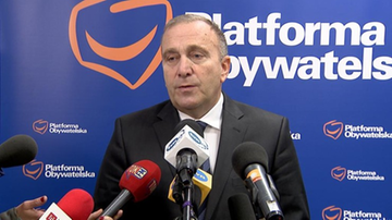 """""""Umów należy dotrzymywać"""". Schetyna o porozumieniu ws. wyborów w Warszawie"""