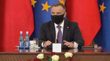 Prezydent: polska służba zdrowia zdała egzamin w okresie pandemii koronawirusa