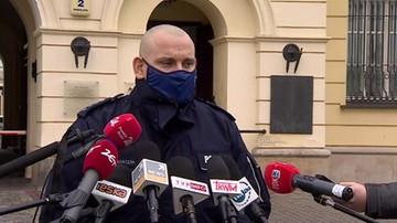 Rzecznik KSP: podczas sobotnich demonstracji zatrzymano 11 osób