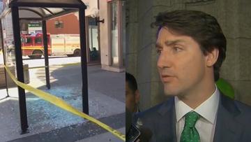 """""""Tragiczny i bezsensowny"""". Trudeau o ataku w Toronto"""
