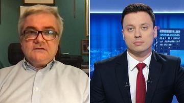 Prof. Andrzej Fal: maseczki są jedynym słusznym rozwiązaniem
