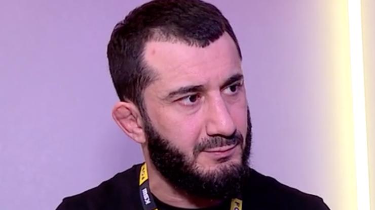 Khalidov: Widzę w tym zawodniku mistrza KSW