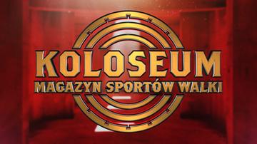 Magazyn Koloseum przed galą FEN 32. Transmisja w Polsacie Sport i na Polsatsport.pl