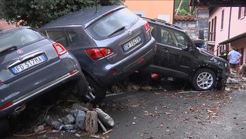 Ulewy i lawiny błotne we Włoszech. Ambasada ostrzega Polaków