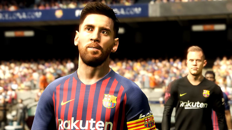 Demo Pro Evolution Soccer 2019 już dostępne!