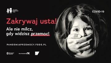 """""""Zakrywaj usta, ale nie milcz, gdy widzisz przemoc"""""""