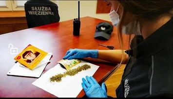 Służba więzienna znalazła marihuanę w... modlitewniku