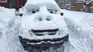 #blizzard2016 - amerykański Twitter oszalał na punkcie śnieżycy