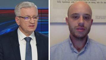 """Jaśkowiak nazwał Śpiewaka """"lemingiem"""". Aktywista odpowiada"""