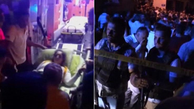 Turcja: eksplozja w czasie wesela. Co najmniej 50 ofiar