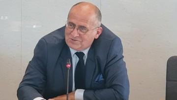Minister spraw zagranicznych na kwarantannie