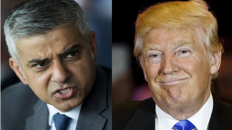 Burmistrz Londynu krytykuje Trumpa. Zarzuca mu ignorancję w kwestii islamu