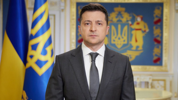 Zełenski zaproponował Putinowi spotkanie w Donbasie