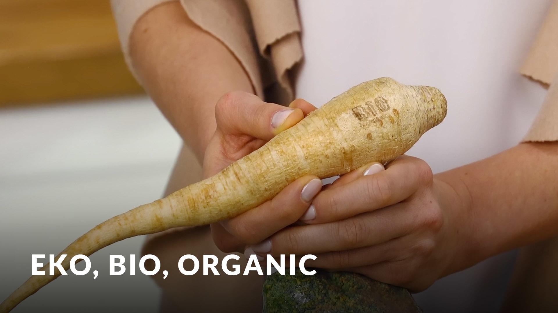 Eko, Bio, Organic
