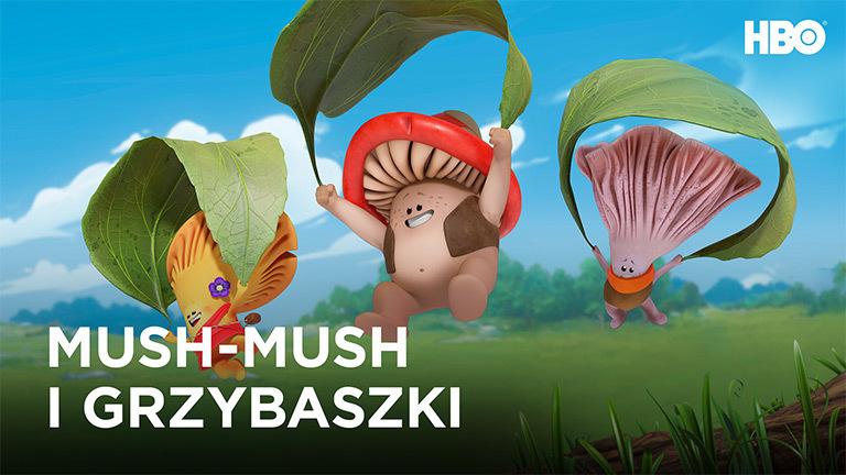 Mush-Mush i Grzybaszki