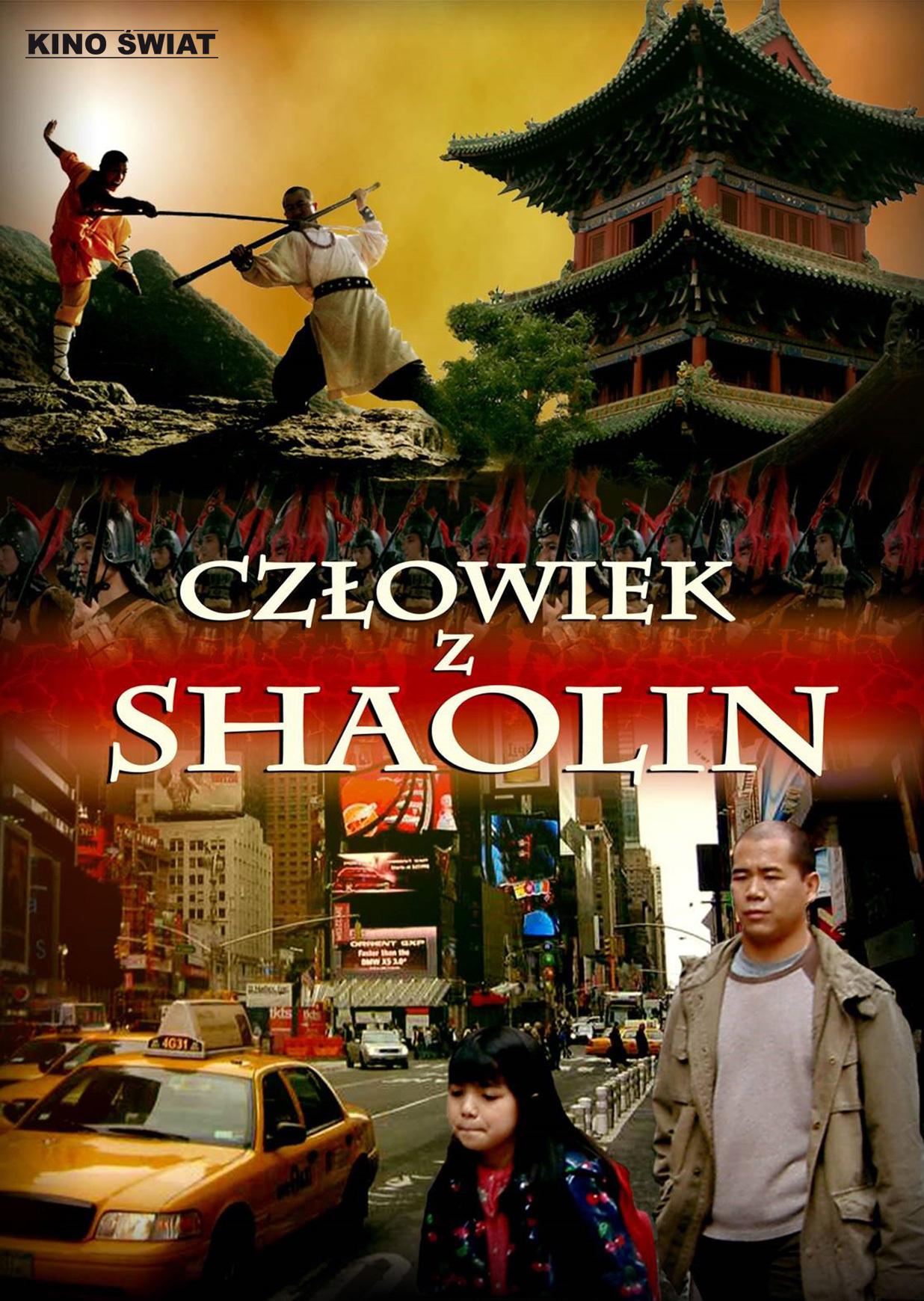 Czlowiek z Shaolin