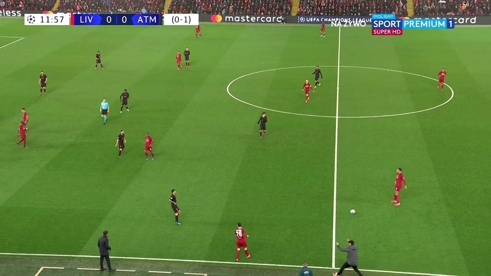 Liverpool FC - Atletico Madryt