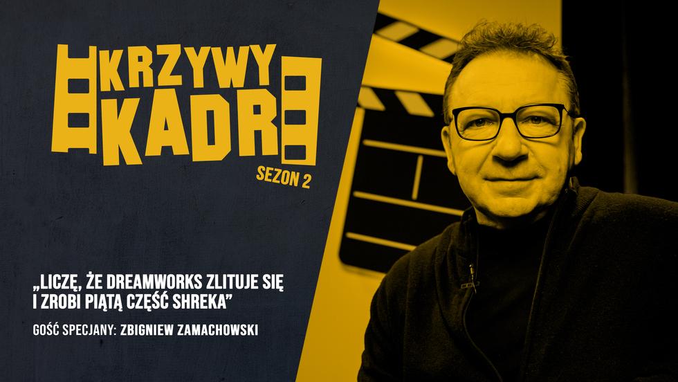 Krzywy kadr - Zbigniew Zamachowski