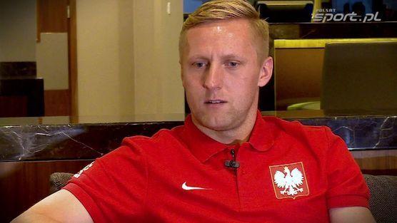 Kulisy sportu - wywiady Romana Kołtonia: Kamil Glik
