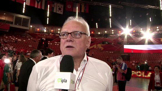 Waldemar Wspaniały: Na następnych mistrzostwach oni mogą obronić ten tytuł
