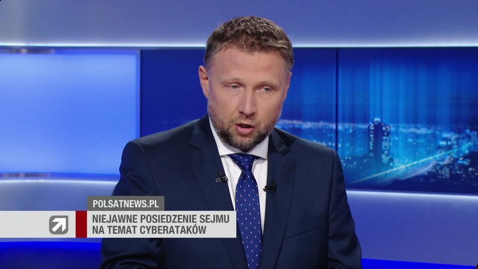 Gość Wydarzeń - Marcin Kierwiński i Tadeusz Cymański