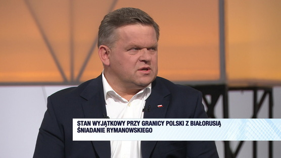 Śniadanie Rymanowskiego w Polsat News i Interii - 05.09.2021