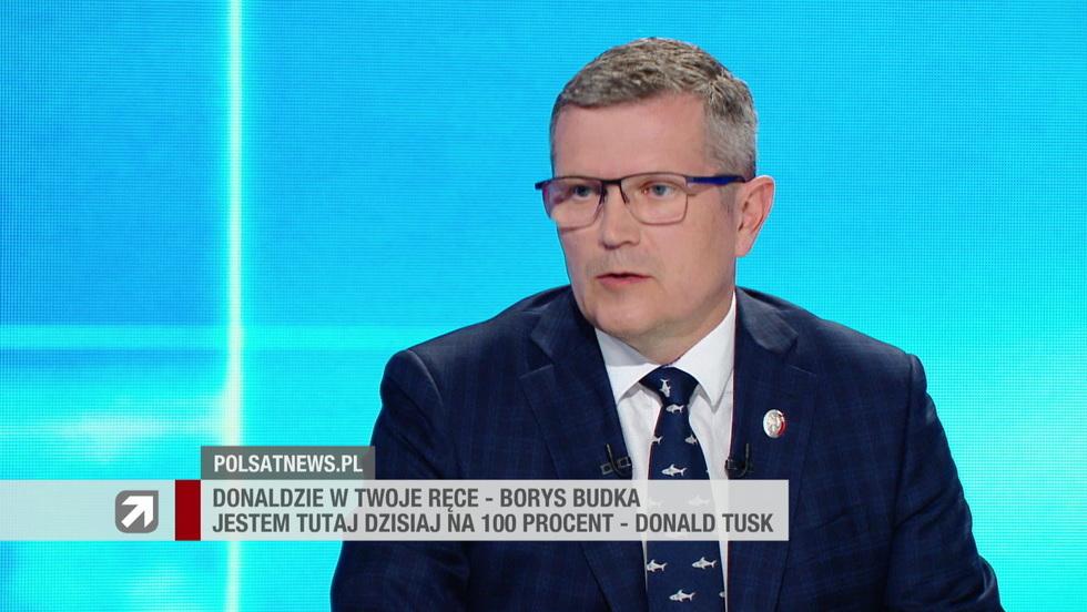 Gość Wydarzeń - Marcin Bosacki i Bartosz Kownacki