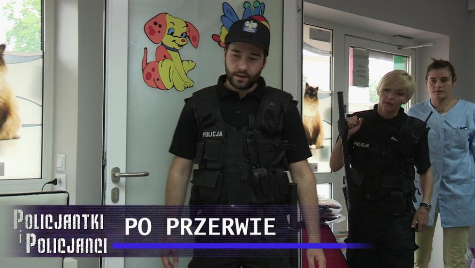 Policjantki i policjanci - Odcinek 90