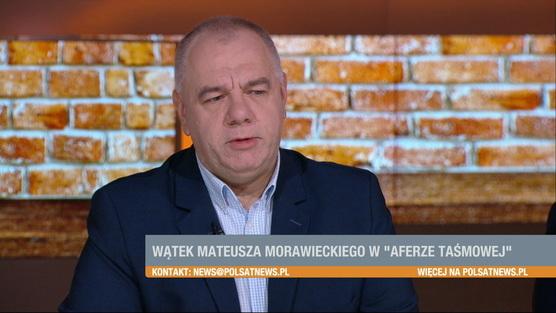 Śniadanie w Polsat News - 7.10.2018