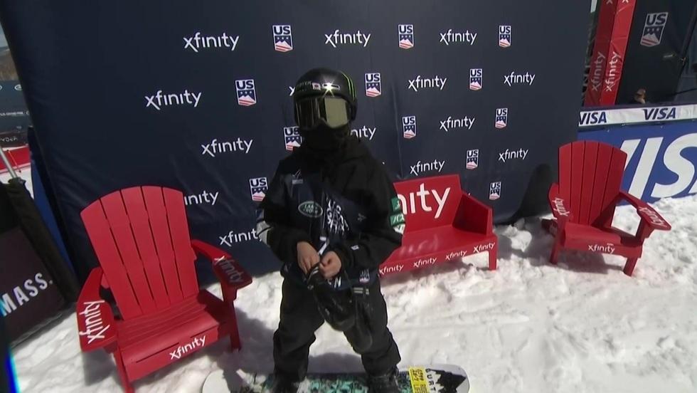 Snowboard: Aspen