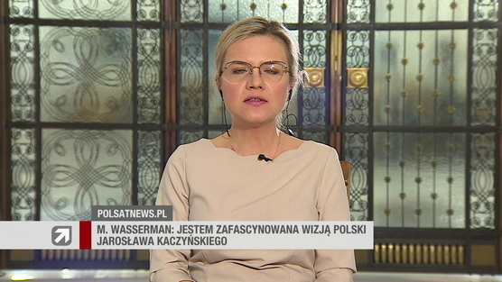 Gość Wydarzeń - Małgorzata Wasserman