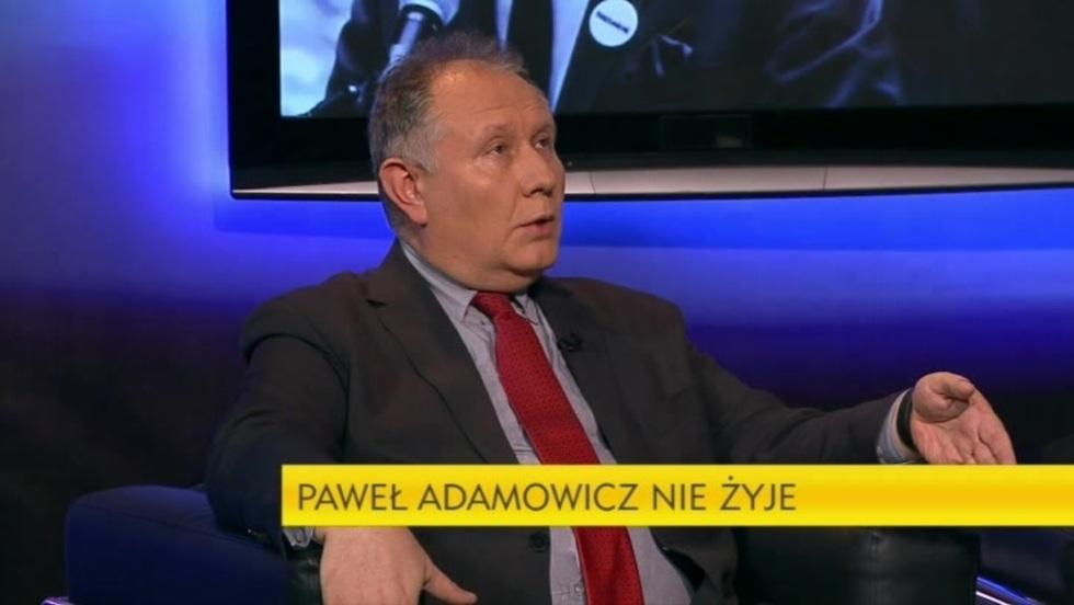 Krzywe zwierciadło - prof. Adam Grzegorczyk, dr Przemysław Witkowski, dr Tomasz Kowalczuk