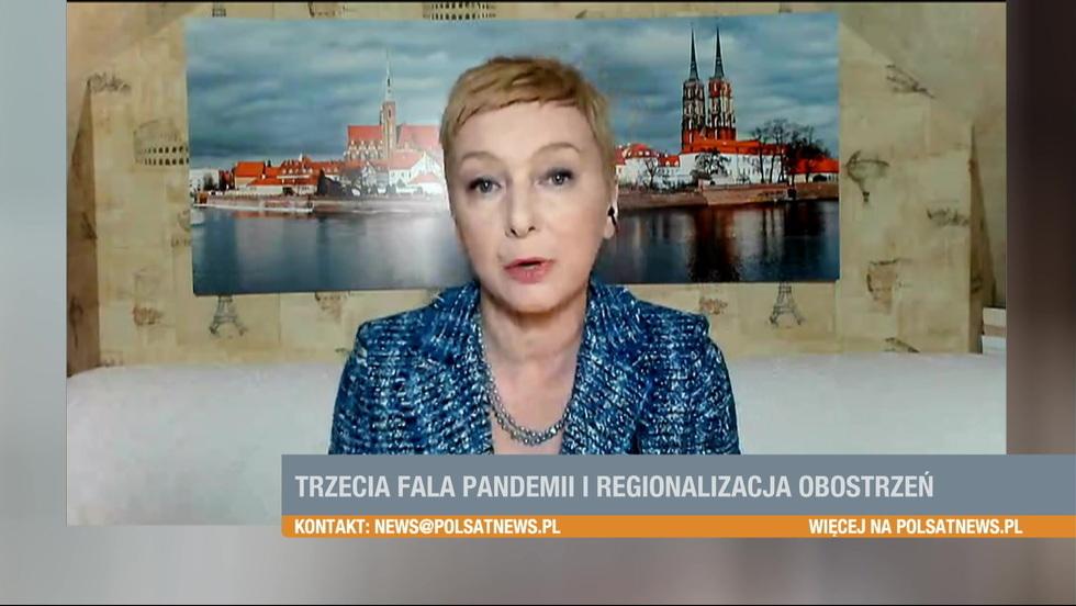 Śniadanie w Polsat News i Interii - 14.03.2021