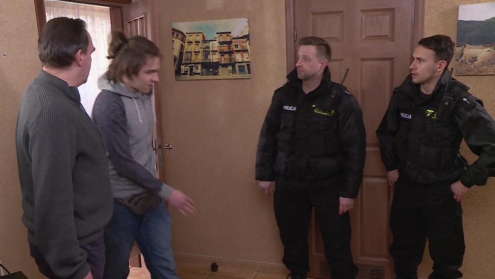 Policjantki i Policjanci - Odcinek 764