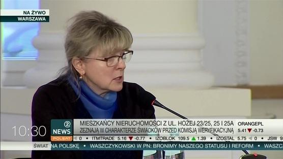 Komisja reprywatyzacyjna - 16.11.17 cz.1