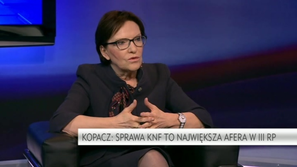 Salon Polityczny - Ewa Kopacz