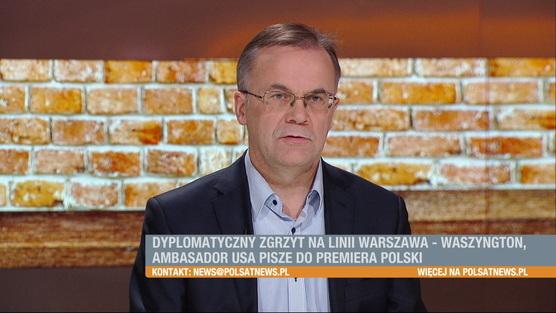 Śniadanie w Polsat News - 02.12.2018